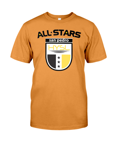 HYSL All-Stars by I KICK™ Gold Tee