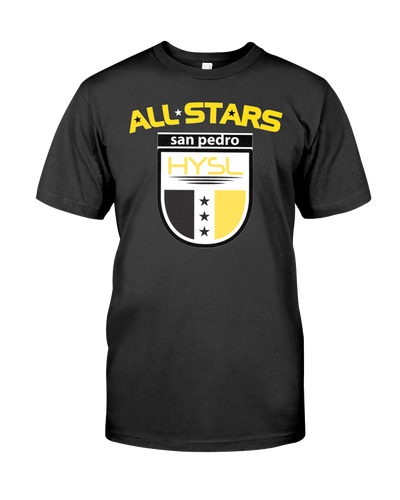 HYSL All-Stars by I KICK™ Black Tee
