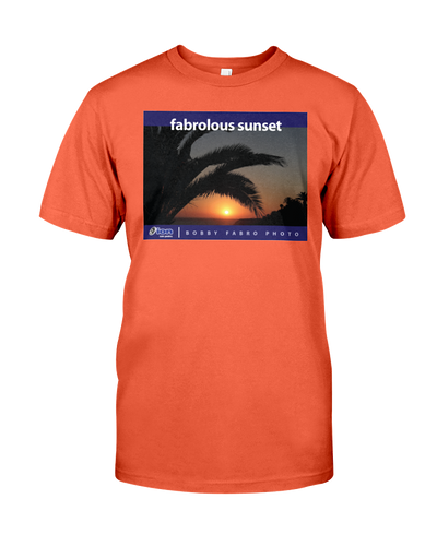 ION Fabro Fabrolous Sunset 01 Tee