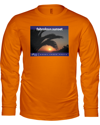 ION Fabro Fabrolous Sunset 01 Long Sleeve Tee