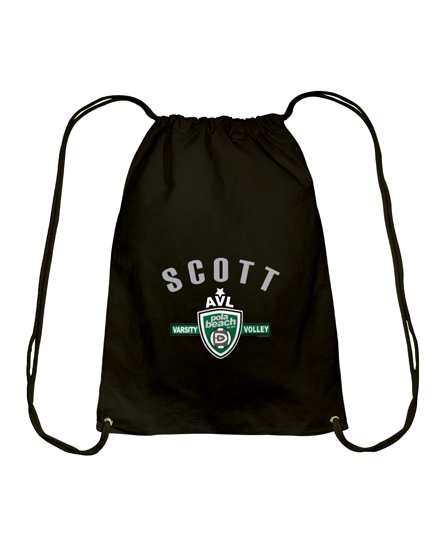 AVL Digster Pola Beach Scott Cotton Drawstring Backpack