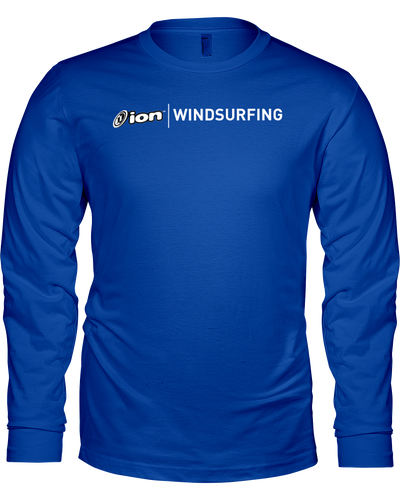 ION Windsurfing Long Sleeve Tee