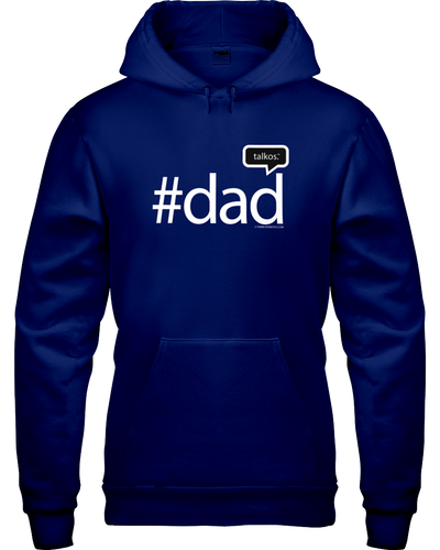 Family Famous Dad Talkos Hoodie