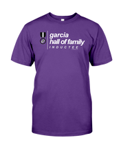 Family Famous Garcia Hall Of Family Inductee Tee