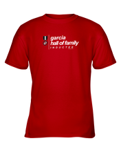 Family Famous Garcia Hall Of Family Inductee Youth Tee