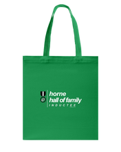 Family Famous Horne Hall Of Family Inductee Canvas Shopping Tote