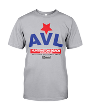 AVL Digster Huntington Beach Surfaces Tee