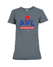 AVL Digster New Orleans Nawlins Ladies Tee