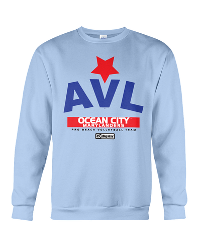 AVL Digster Ocean City Marylanders Sweatshirt