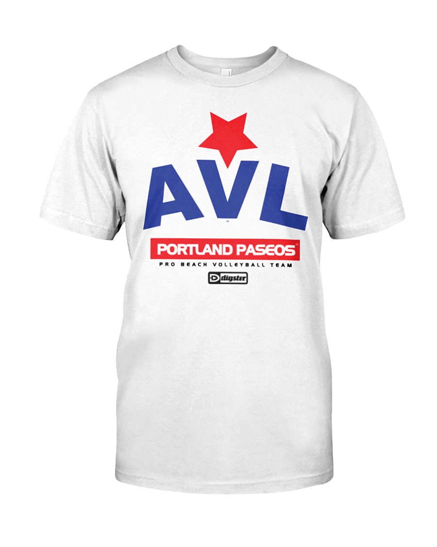 AVL Digster Portland Paseos Tee