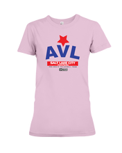 AVL Digster Salt Lake City Peppers Ladies Tee