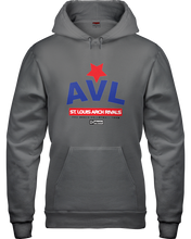 AVL Digster St. Louis Arch Rivals Hoodie