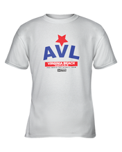 AVL Digster Virginia Beach Verticals Youth Tee