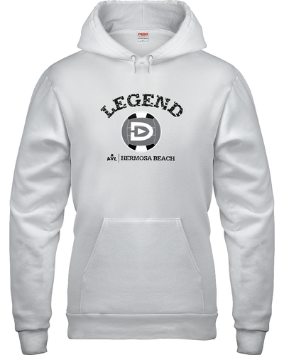 Digster Legend AVL Local Hermosa Beach Hoodie