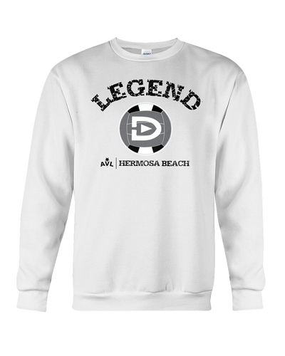 Digster Legend AVL Local Hermosa Beach Sweatshirt