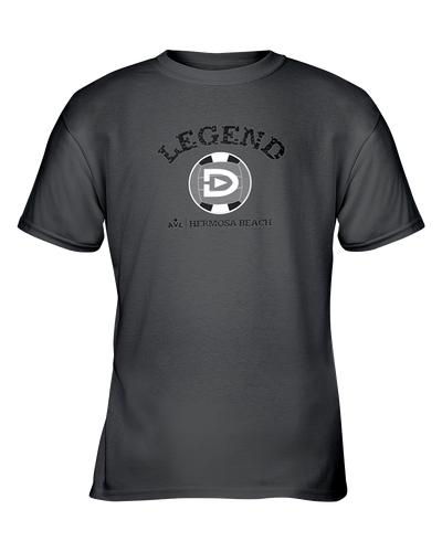 Digster Legend AVL Local Hermosa Beach Youth Tee