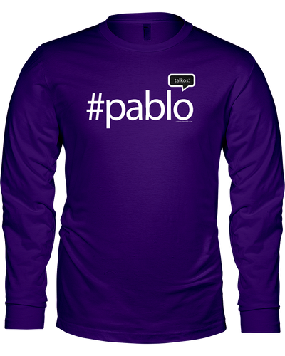 Family Famous Pablo Talkos Long Sleeve Tee