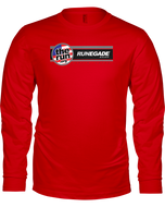 The Run by Runegade Hype Stripe Long Sleeve Tee
