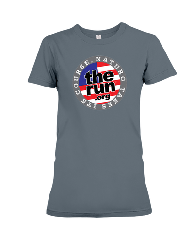 The Run by Runegade Naturo Ladies Tee
