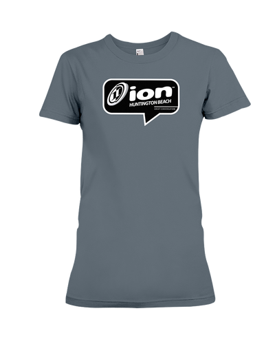ION Huntington Beach Conversation Ladies Tee