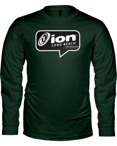 ION Long Beach Conversation Long Sleeve Tee