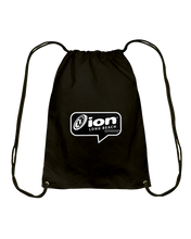 ION Long Beach Conversation Cotton Drawstring Backpack