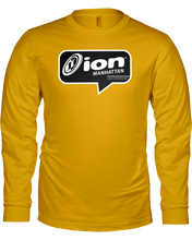 ION Manhattan Conversation Long Sleeve Tee