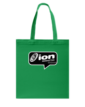 ION Manhattan Conversation Canvas Shopping Tote