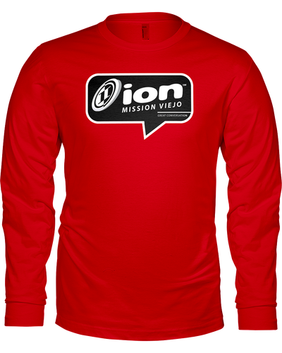 ION Mission Viejo Conversation Long Sleeve Tee