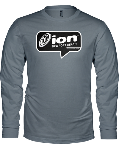 ION Newport Beach Conversation Long Sleeve Tee