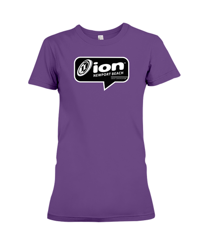 ION Newport Beach Conversation Ladies Tee