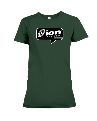 ION New York Conversation Ladies Tee