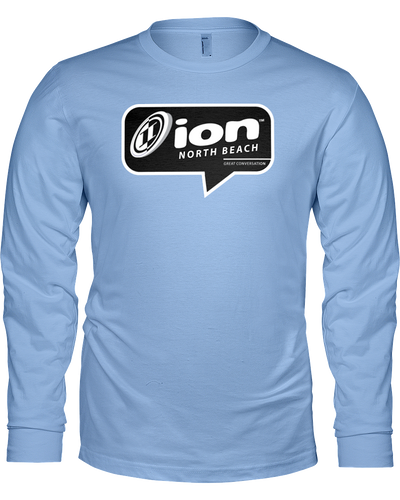 ION North Beach Conversation Long Sleeve Tee