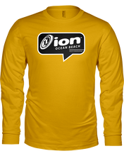 ION Ocean Beach Conversation Long Sleeve Tee