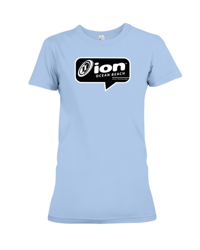 ION Ocean Beach Conversation Ladies Tee