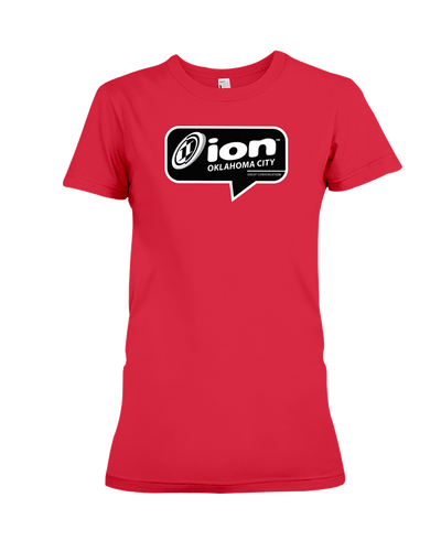 ION Oklahoma City Conversation Ladies Tee