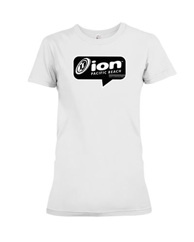 ION Pacific Beach Conversation Ladies Tee