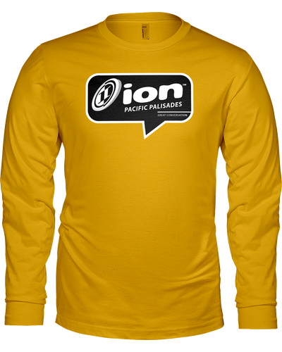 ION Pacific Palisades Conversation Long Sleeve Tee