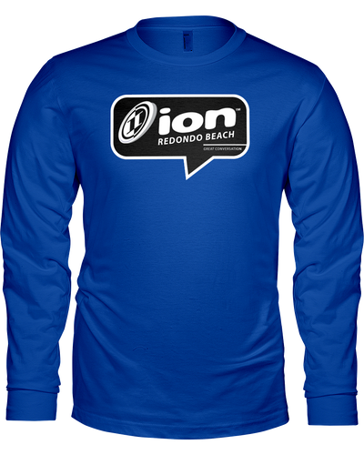 ION Redondo Beach Conversation Long Sleeve Tee