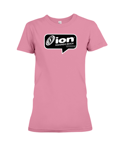 ION Redondo Beach Conversation Ladies Tee