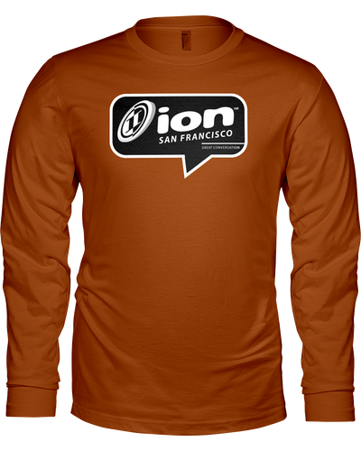 ION San Francisco Conversation Long Sleeve Tee