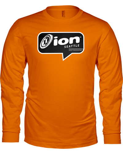 ION Seattle Conversation Long Sleeve Tee