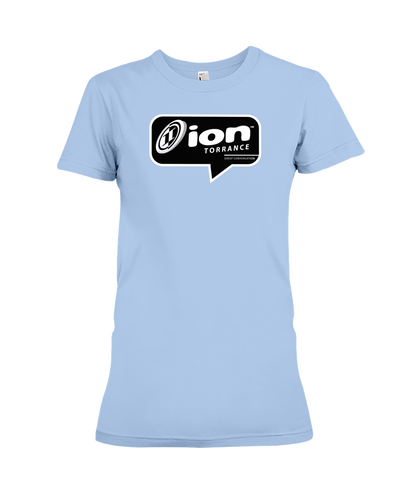ION Torrance Conversation Ladies Tee