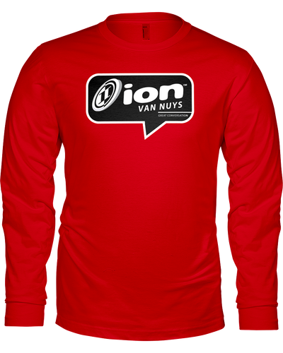 ION Van Nuys Conversation Long Sleeve Tee