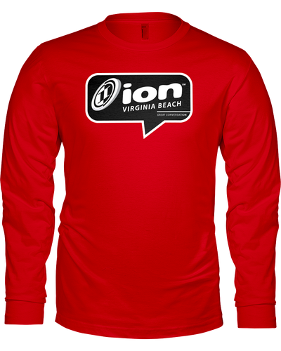 ION Virginia Beach Conversation Long Sleeve Tee