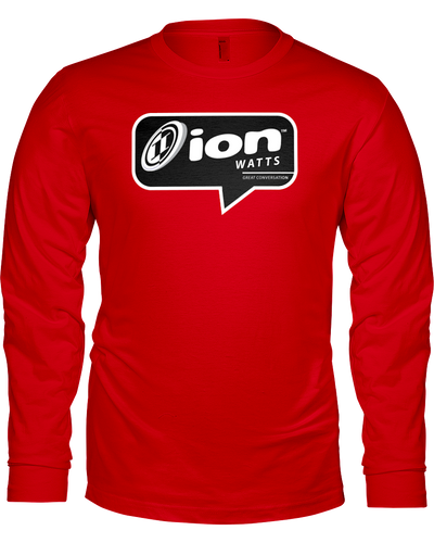 ION Watts Conversation Long Sleeve Tee