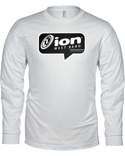 ION West Bend Conversation Long Sleeve Tee