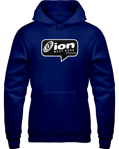 ION West Bend Conversation Hoodie