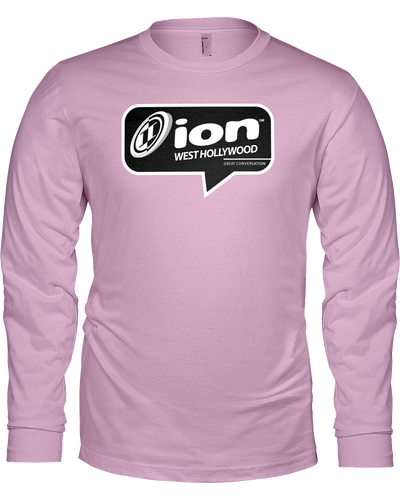 ION West Hollywood Conversation Long Sleeve Tee