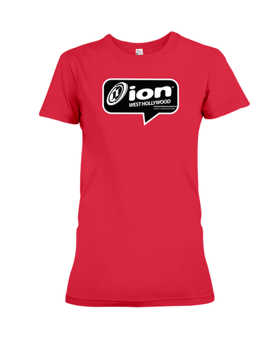 ION West Hollywood Conversation Ladies Tee